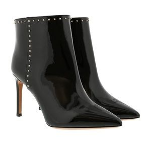 Valentino Rockstud Ankle Boots Size 8. Orig. $1245